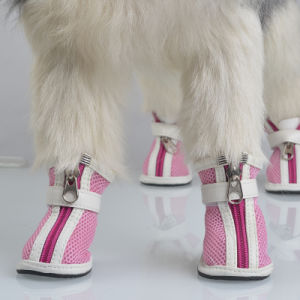 Pet Products Outdoor Sports Dog Shoes pictures & photos