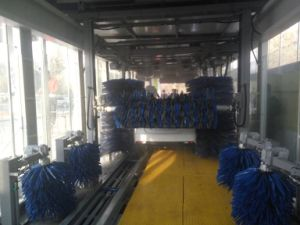 Fully Automatic Tunnel Car Washing Machine System Equipment Steam Machine Cleaning pictures & photos