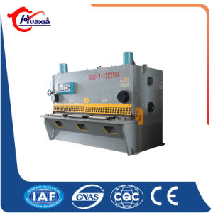 Good Hydraulic Guillotine Shear Machine pictures & photos