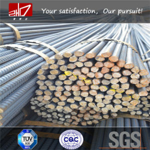 Reinforcing Bar with SGS Certification for Construction pictures & photos