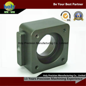 6061 Anodized Base CNC Aluminum Machining From CNC Center pictures & photos
