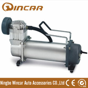Portable Car Tyre Inflator (W2010C) pictures & photos