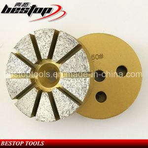 D80mm Diamond Grinding Disc for Floor pictures & photos