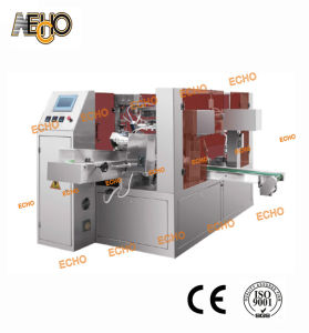 Automatic Rotary Gusset Bag Fill-Seal Packing Machine pictures & photos