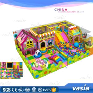 Space Theme Large Indoor Soft Playground for Sale pictures & photos