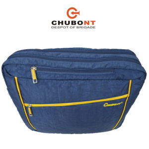 Chubont Wrinkle Material Multi-Function Ladies Laptop Handbag Bacpack pictures & photos