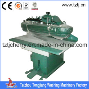 Table Cloth Napkin Commercial Steam Press Machine with CE & SGS pictures & photos