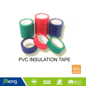 Factory Directly PVC Insulation Tape for Fixing and Cables Wrapping pictures & photos