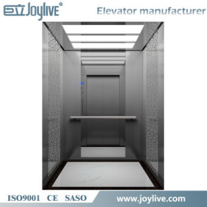 China Machine Roomless Passenger Elevator Lift with Low Cost pictures & photos