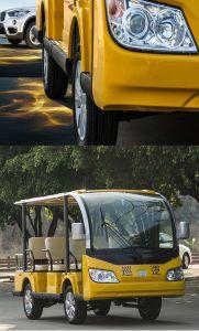 Hot Sale 8 Passengers Electric Shuttle Bus pictures & photos
