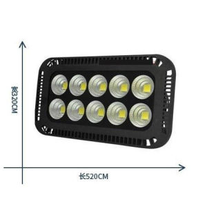 LED Lighting Hight Power 200W 400W 600W 800W 1000W LED Floodlight Road Lamp pictures & photos