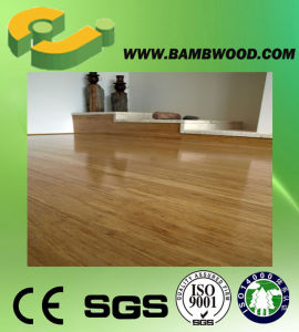 Strand Woven Bamboo Flooring in China pictures & photos