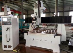 4 Axis CNC Router Foam / 3D Shape CNC Cutting Machine pictures & photos