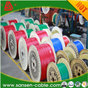 Electric Wire with CCA Core, PVC Insulation Single Core Power Cable pictures & photos