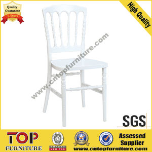 Hotel Removable Cushion Acrylic Banquet Napoleon Chair pictures & photos