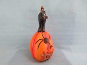 Halloween Pumpkin Ceramic Arts and Crafts (LOE2682-47z) pictures & photos