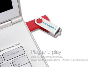 Free Customize Logo USB 2.0 Flash Drive, 7 Colors pictures & photos