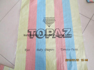 Practical and Durable 25kg PP Woven Bag pictures & photos