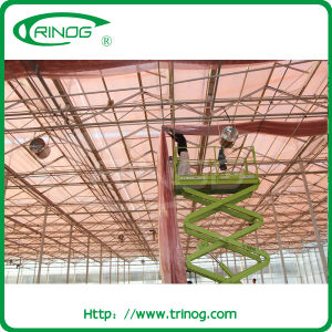 Polycarbonate greenhouse for flowers pictures & photos