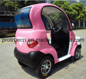 Mini Electric Car for 2 Passengers pictures & photos