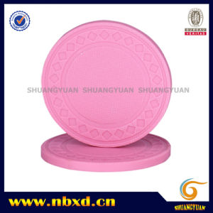 8g Clay Solid Color Diamond Poker Chip (SY-B02) pictures & photos