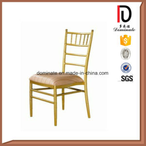 White Metal Steel Aluminum Hotel Napoleon Chiavari Tiffany Wedding Chair pictures & photos