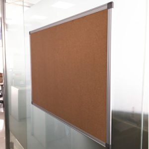 High Quality Machine Grade Color Cork Board with a Discount Notice Board Whiteboard pictures & photos