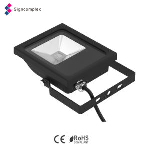 New Floodlight Light LED RGB 50W, Outdoor Spot LED Light for Illumination in Museum pictures & photos