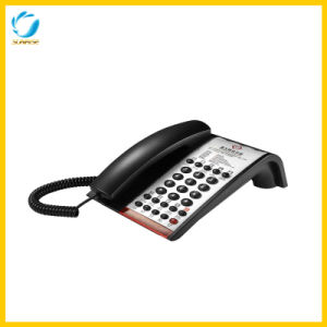 Hotel Table Telephone with Logo Printing pictures & photos