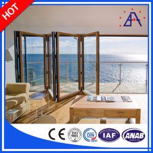 Aluminum/Aluminium Bi-Folding Window and Door pictures & photos