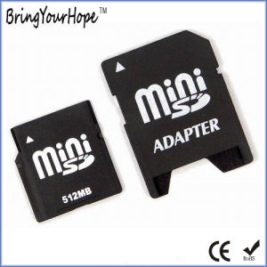 512MB Mini SD Memory Card (512MB miniSD) pictures & photos