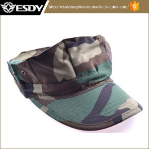 Military Visor Camouflage Patrol Tactical Cap Army Soldier Cap pictures & photos