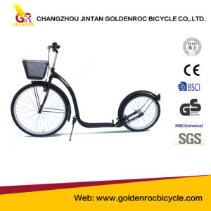 """(GL2620-N) High Quality 26""""-20"""" Kick Scooter for All Age pictures & photos"""