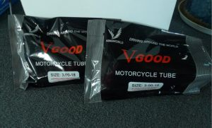 Heat Resistance Butyl Rubber Motorcycle Tube pictures & photos