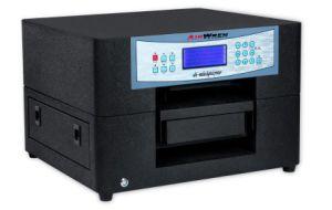 Mini DTG Printer Haiwn-T400 Digital Textile Printing Machine pictures & photos