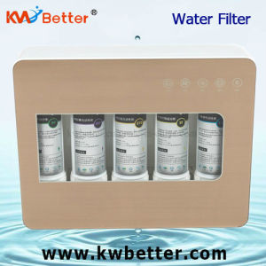 Five Stages Ultrafiltration Water Filter Sterilization Peculiar Household pictures & photos