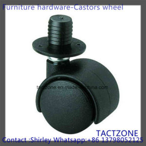 PRO Wholesale Free Sample Nylon Short Plunger Heavy Duty Swiver Caster pictures & photos