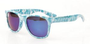 Wholesale 2016 New Model Sunglasses Fashion Mirror Flower Sunglasses pictures & photos