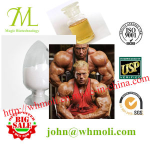 100% Custom Rate Oral Anabolic Steroids Nandrolone Phenylpropionate Npp pictures & photos