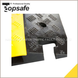 Heavy Duty Rubber Cable Protector (S-1130) pictures & photos