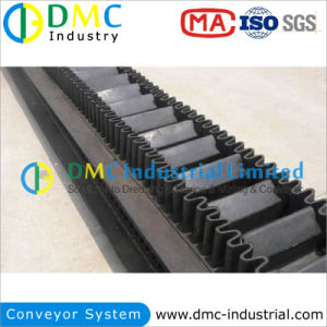 Corrugated Sidewall Conveyor Belt pictures & photos