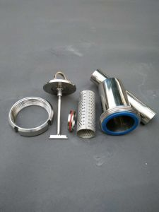 New Design Y-Type Strainer for Water Treatment pictures & photos