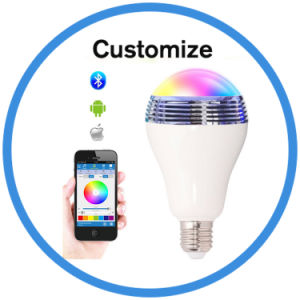 Bluetooth Smart LED Light Bulb pictures & photos