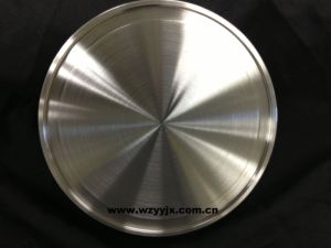 Stainless Steel ISO Vacuum Blank Blind Flange pictures & photos
