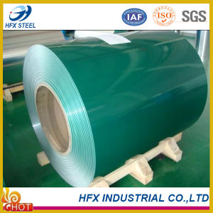 Colour Coated/Prepainted Galvanized Steel Coil for Ibr Roofing Sheets pictures & photos