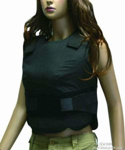 New Body Armor Military PE Ballistic Vest Light Nij Iiia Police Bulletproof Vest pictures & photos
