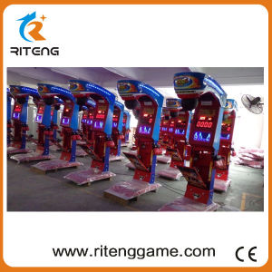 2017 Newest Amusement Sport Game Boxing Punch Machine pictures & photos