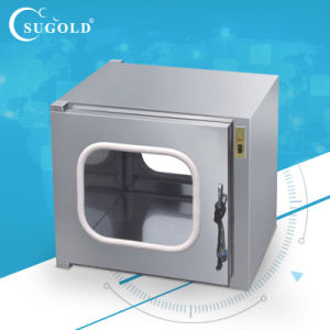 Laboratory Electronic Static Pass Box for Cleanroom pictures & photos