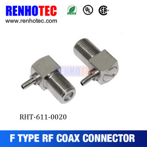Auto Female with RG174/316 Coaxial Cable F Connecter pictures & photos