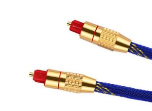 5m Digital Optical Fiber Audio Cable Od6.0mm Od60-G pictures & photos